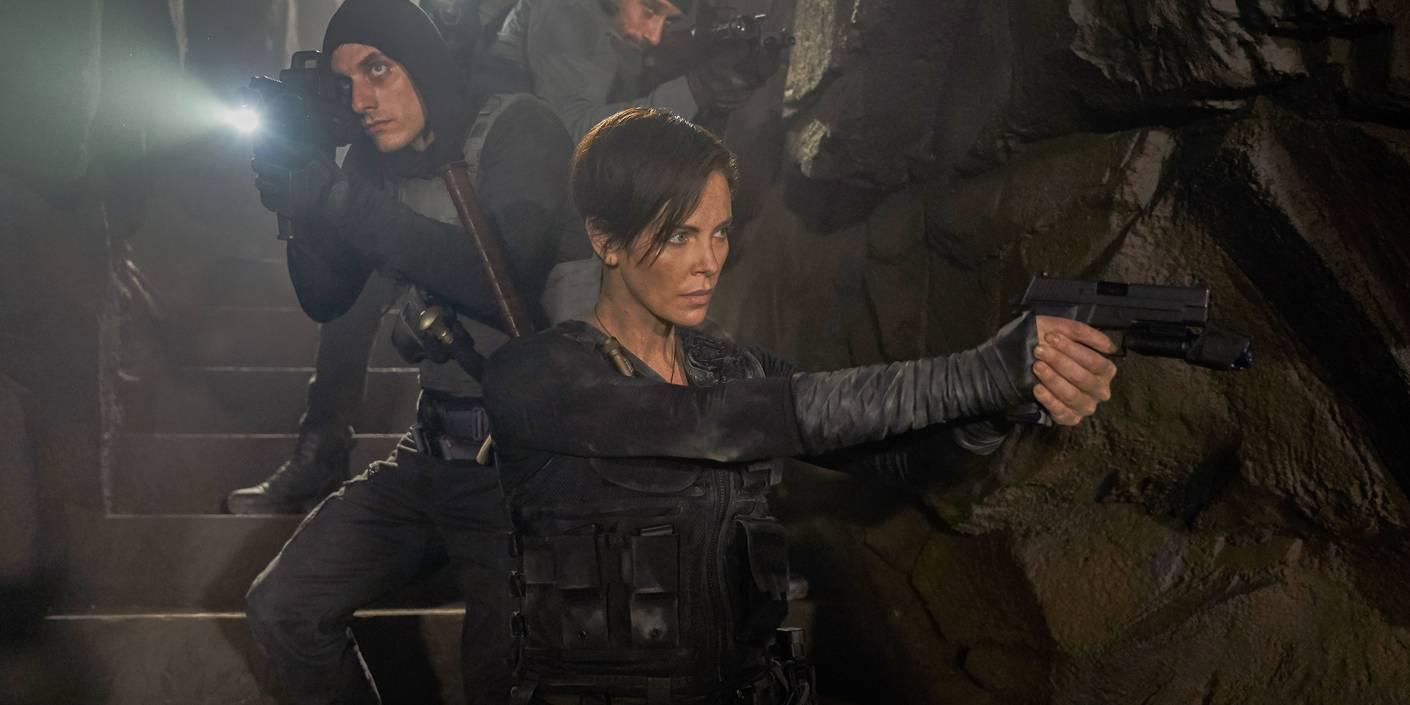 Charlize Theron spiller i Netflix' neste superheltfilm
