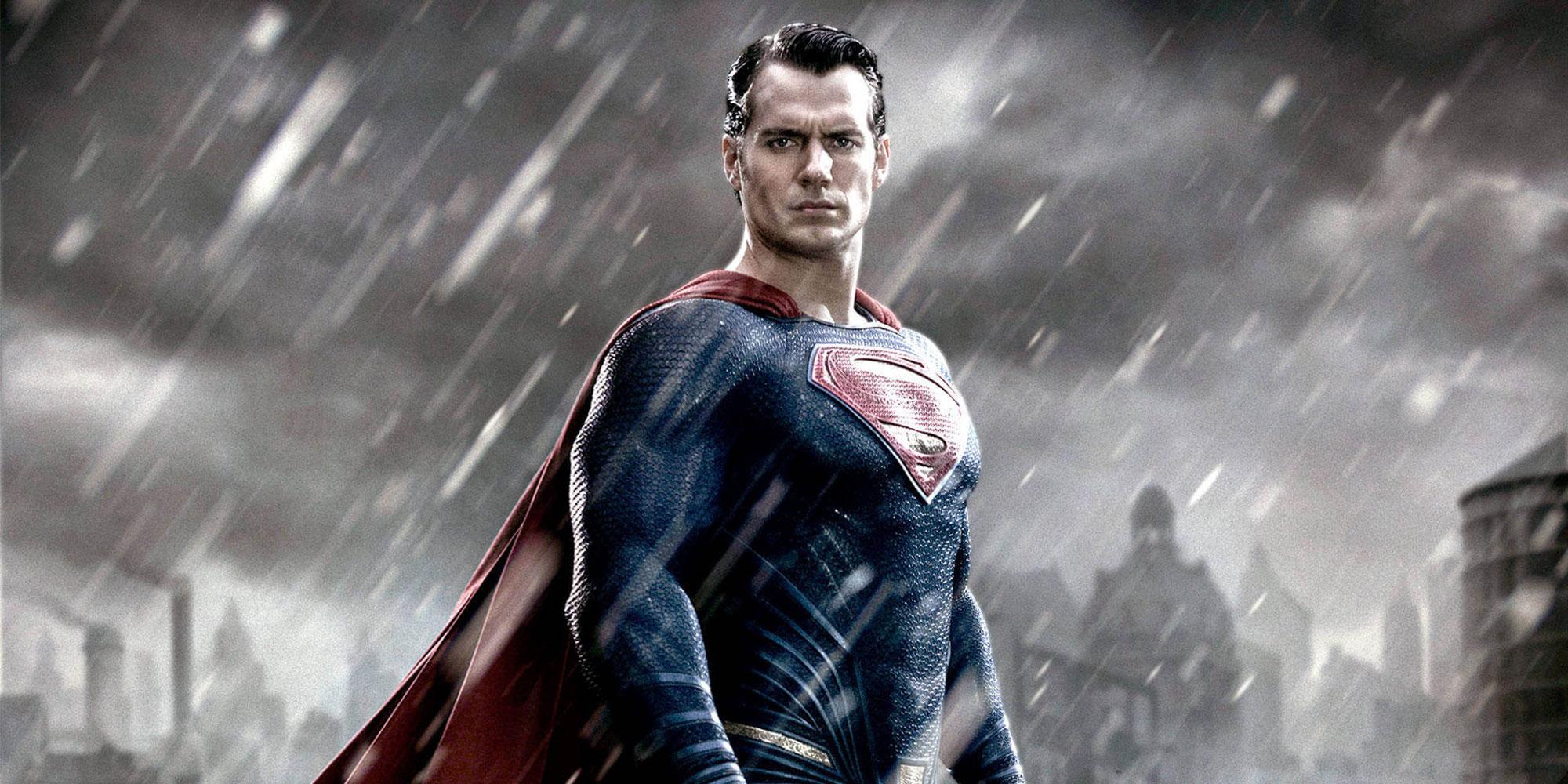 COMEBACK: Henry Cavill som Supermann.