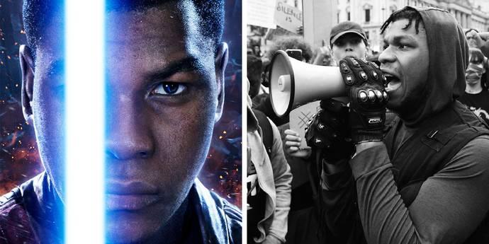 John Boyega, Black Lives Matter