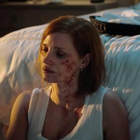 Jessica Chastain i Ava