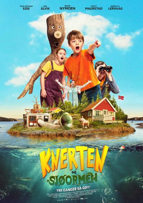Knerten og sjøormen movie poster image