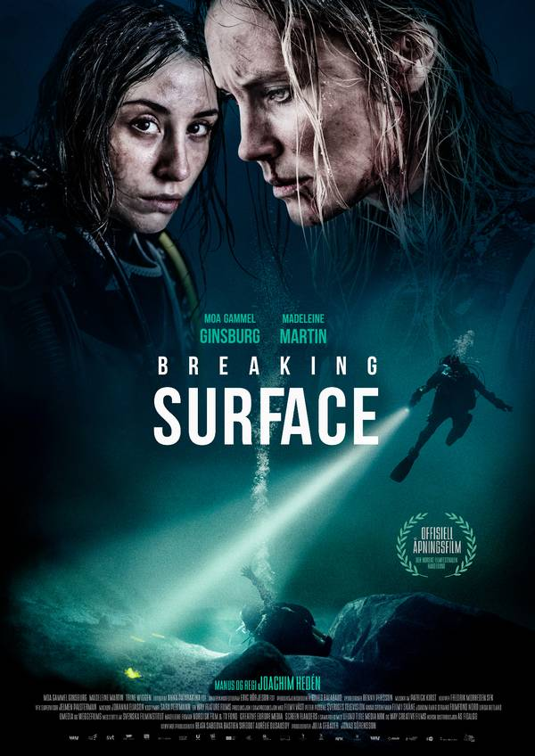 Breaking Surface movie poster image