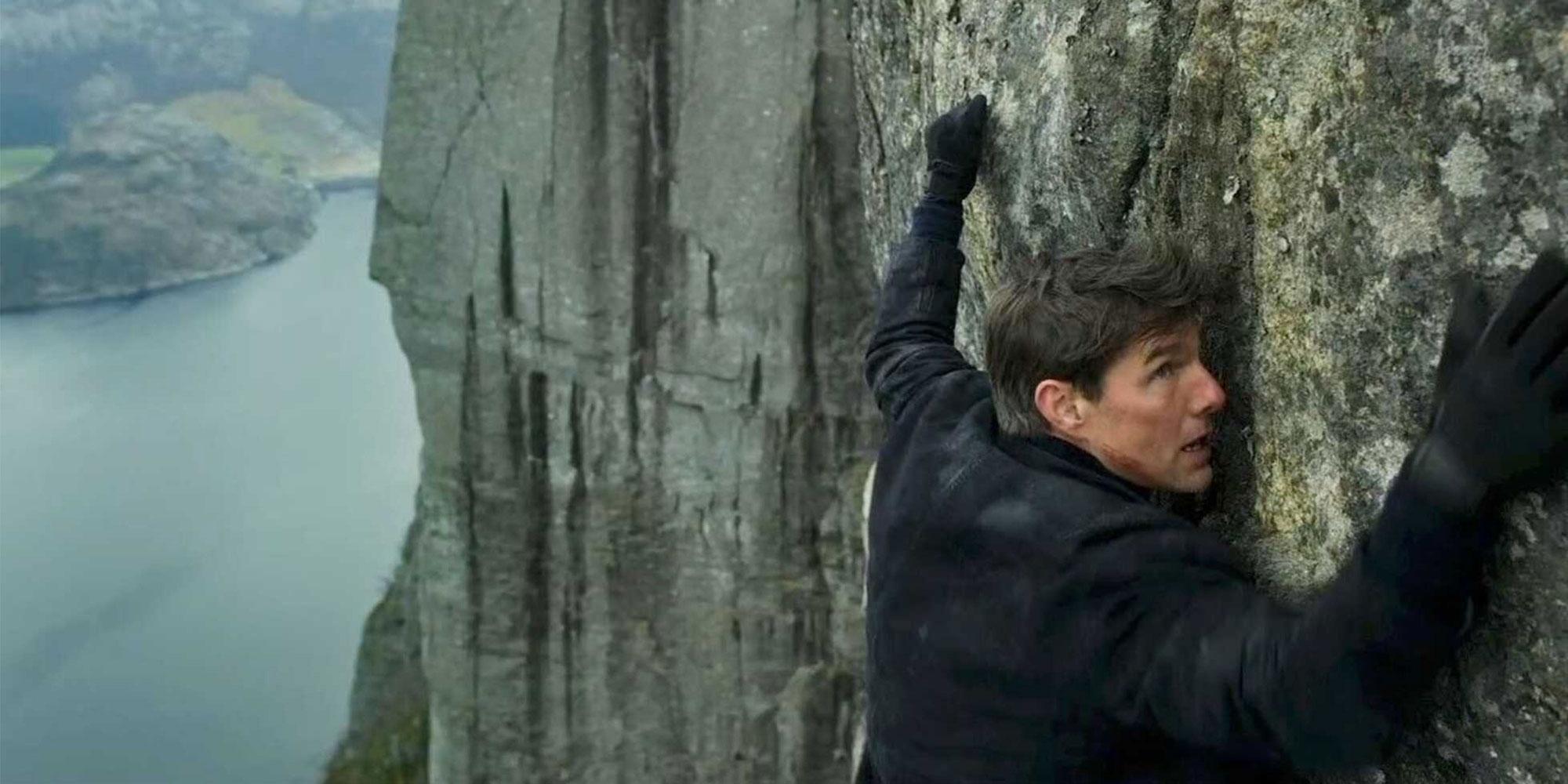 Tom Cruise i Mission Impossible: Fallout