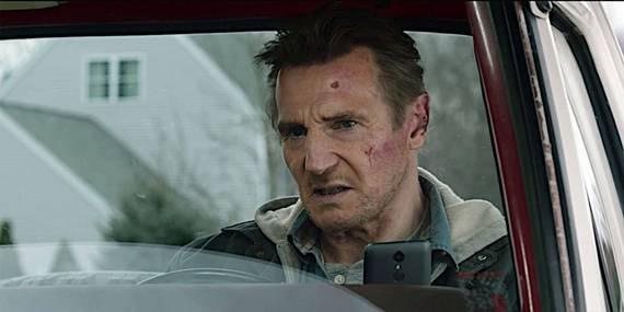 Liam Neeson i Honest Thief