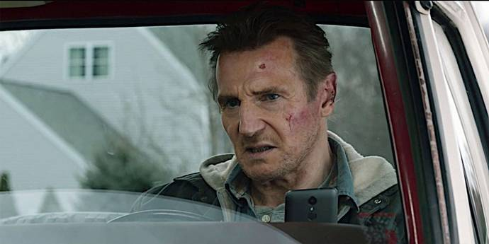 Liam Neeson i Honest Thief