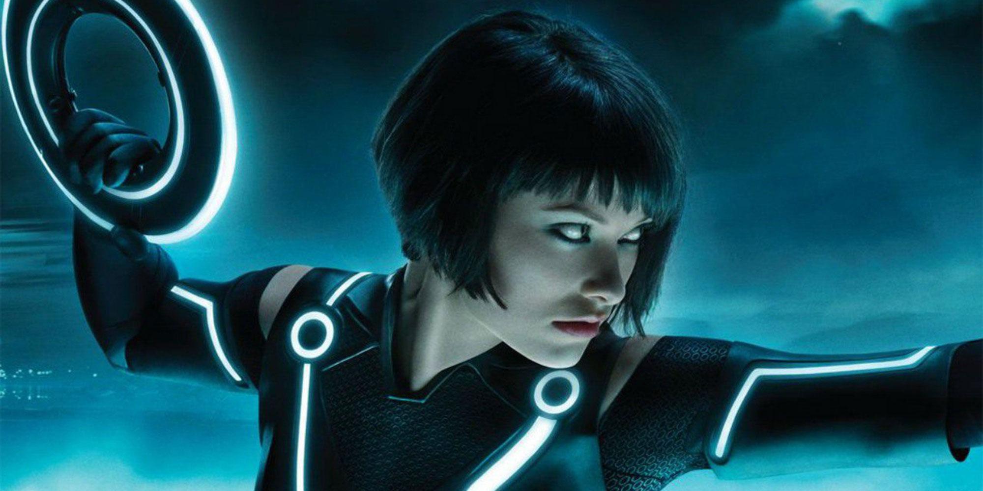 "Olivia Wilde i ""Tron: Legacy""."