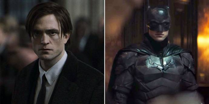 Robert Pattinson i The Batman