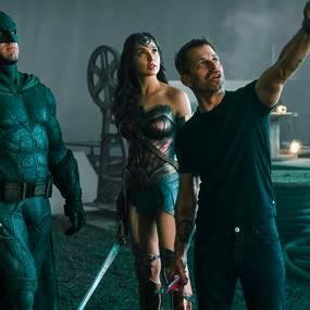 Zack Snyder regisserer Justice League