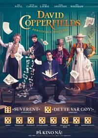 David Copperfields personlige historie plakat