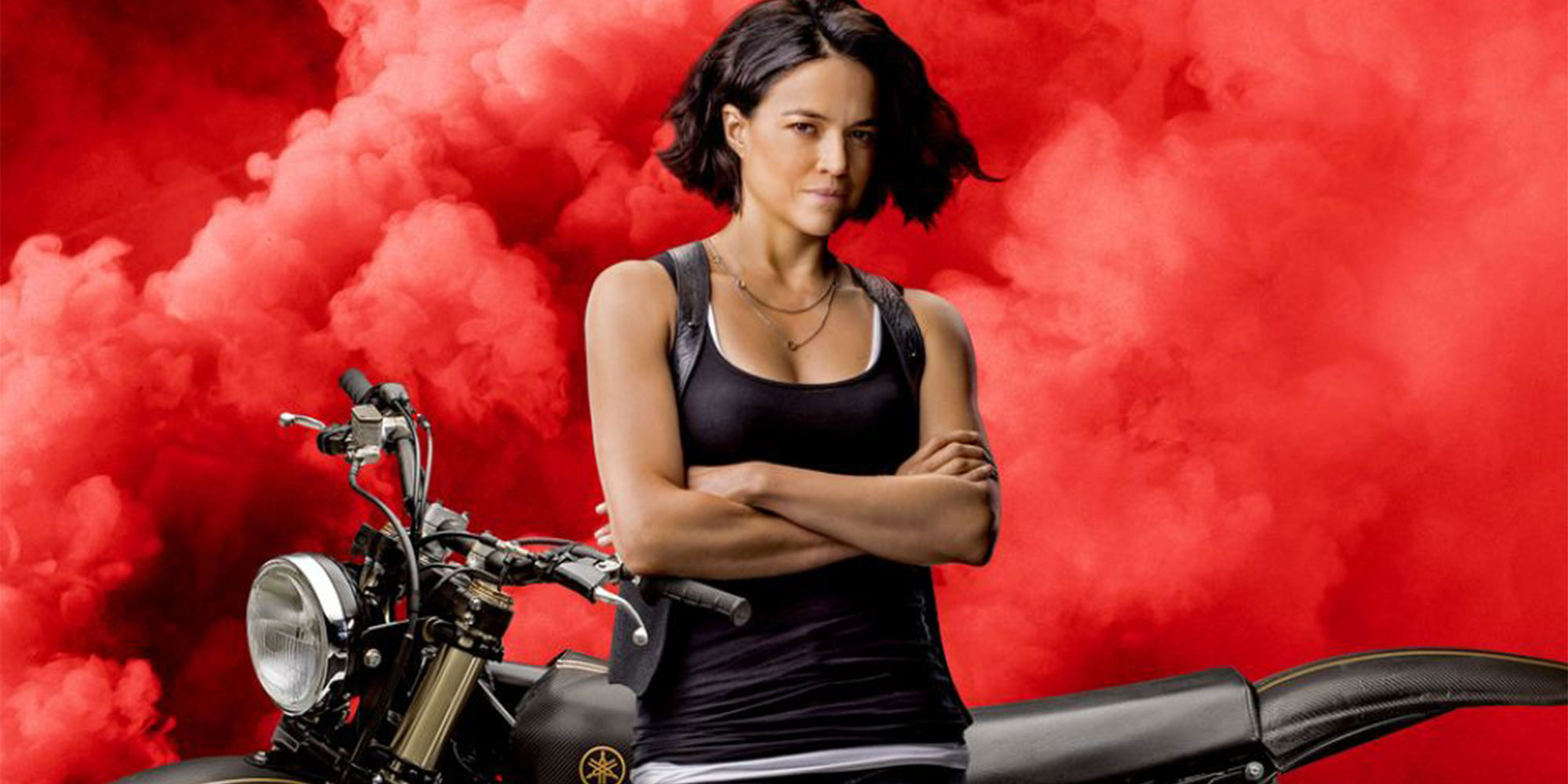 "Michelle Rodriguez i ""Fast & Furious 9""."