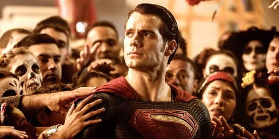 Henry Cavill som Superman