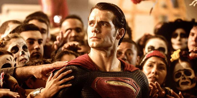 Henry Cavill som Superman