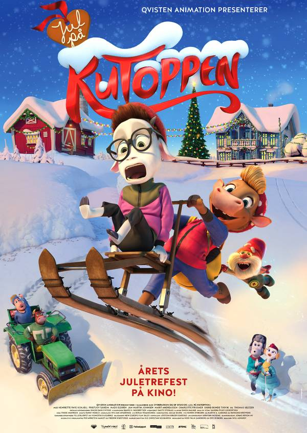 Jul på KuToppen movie poster image