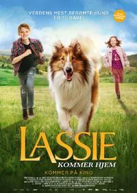 Lassie kommer hjem