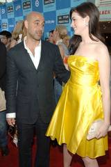 The Devil Wears Prada-kollegaene Stanley Tucci og Anne Hathaway
