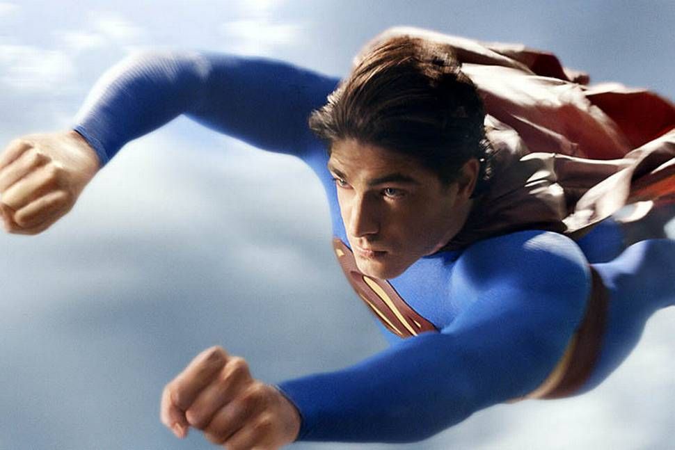 Brandon Routh i Superman Returns (2006)