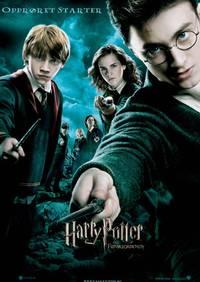 Harry Potter og Føniksordenen.