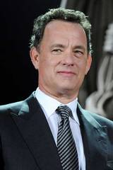 Tom Hanks på premieren i Japan