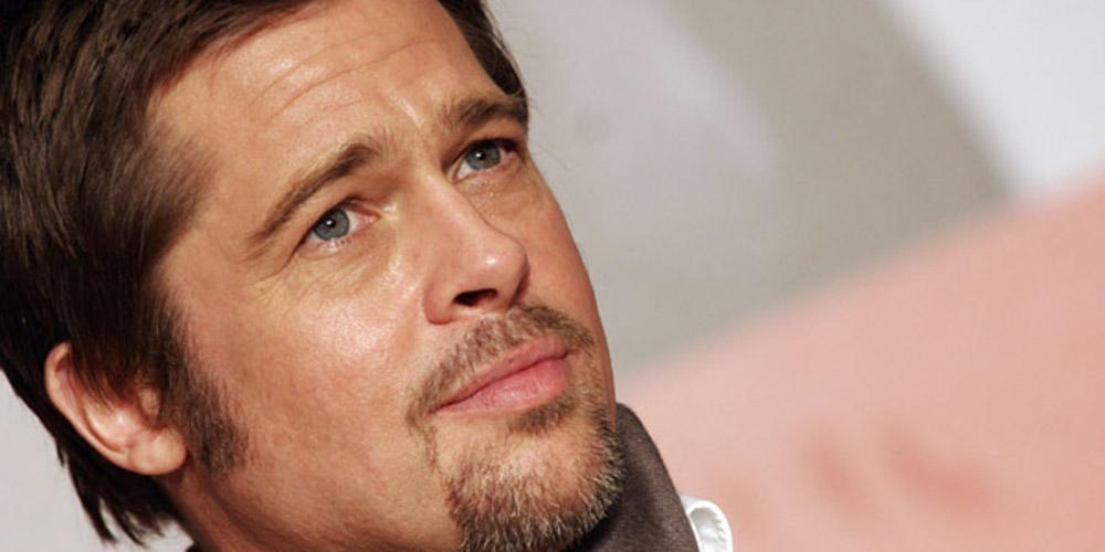Brad Pitt i Cannes