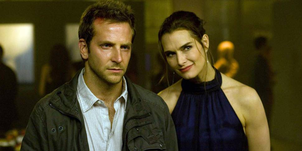 Bradley Cooper og Brooke Shield i The Midnight Meat Train