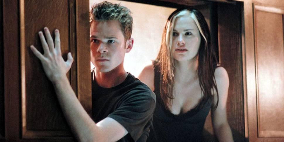 Shawn Ashmore og Anna Paquin i X-Men 2