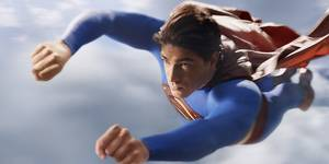Brandon Routh i Superman Returns
