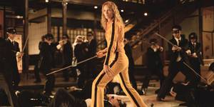 Uma Thurman i Kill Bill