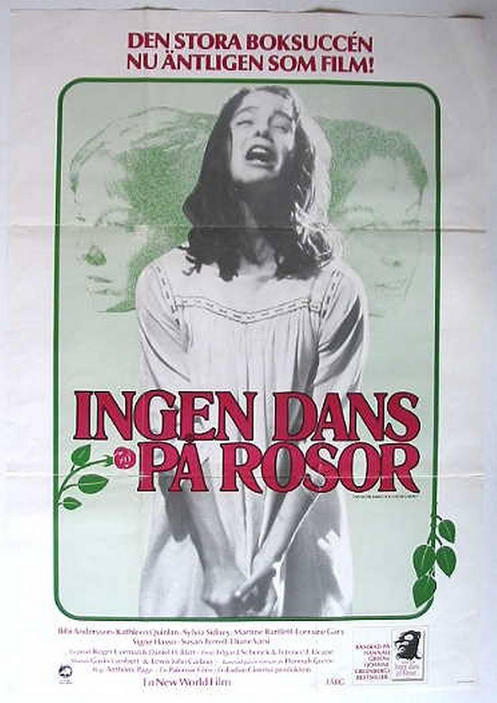 Jeg Lovet Deg Aldri En Rosenhave 1977 Filmweb